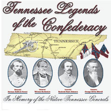2627L TENNESSEE LEGENDS OF THE CONFEDERACY
