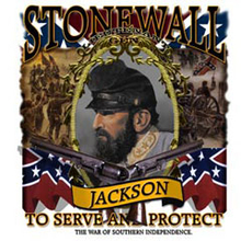 4351L STONEWALL JACKSON TO SERVE AND PROTECT