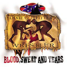 5805L WRESTLER - BLOOD SWEAT AND