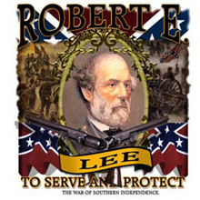 4349L ROBERT E LEE TO SERVE AND PROTECT
