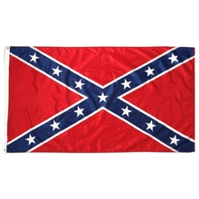 Polyester 3X5 - Confederate Battle Flag
