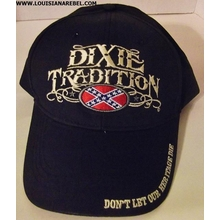 Dixie Tradition - Black