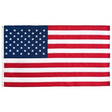 Embroidered Nylon 3X5 American Flag