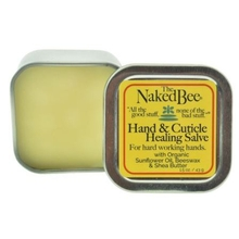 Naked Bee - Orange Blossom Honey Hand Salve 1.5 oz.