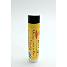 Naked Bee - Orange Blossom Honey Lip Balm  .15 oz.