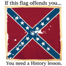 4662 If this flag offends you... You need a History lesson.