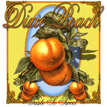 4542L DIXIE PEACH-TASTE SO SWEET
